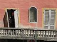Monterchi (AR) - Molti sono i palazzi e gli edifici caratteristici con balconi e portali antichi.