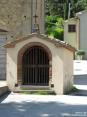 Monterchi (AR) - Una piccola cappella fra le viuzze del paese.