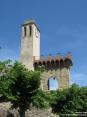 Monterchi (AR) - La torre con l