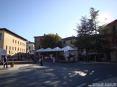 Monticiano (SI) - Il lato di piazza Sant