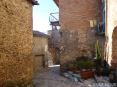 Monticiano (SI) - La zona più antica del paese conserva tutt