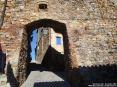 Monticiano (SI) - Porta Maremmana faceva parte dell