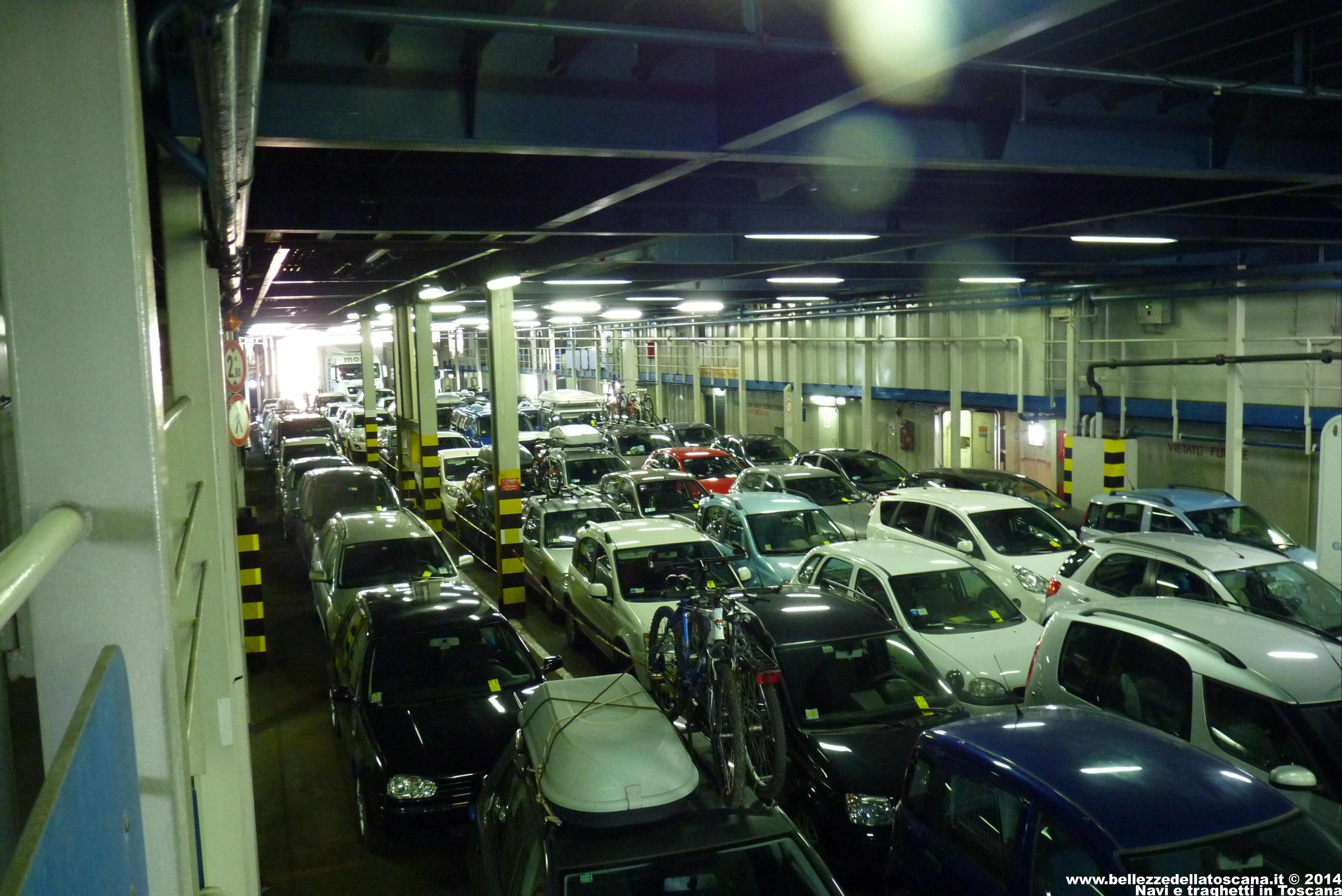 Parcheggio Auto A Villa San Giovanni