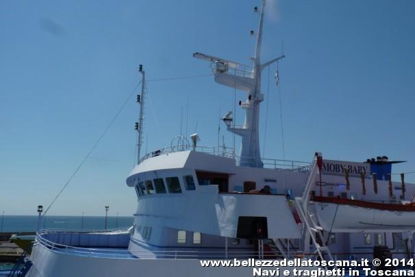 Fotografia di navi e traghetti in toscana 336 bellezze for Ponte delle cabine di rapsodia dei mari 2