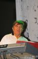 I Nomadi Tour 2009, 23 agosto 2009 a Castelnuovo Val di Cecina (PI) - Concerto per la vita. Beppe Carletti alle tastiere.
