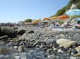 Spiaggia e relitto dell