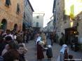Sagra di Suvereto 2007, cinghiale, arte, cultura e folclore - Uomini, donne e bambini portano avanti negli anni con passione la tradizione del corteo storico
