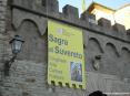 Sagra di Suvereto 2007, cinghiale, arte, cultura e folclore - Il manifesto dell
