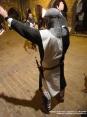 42a Sagra di Suvereto 2009, Suvereto (LI) - I costumi antichi dei Cavalieri di Ildebrandino sono degni di nota per bellezza e cura dei particolari. Abiti, armature ed armi sono ricreate alla perfezione e rispecchiano un