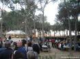39° Sagra del carciofo 2008 a Riotorto (LI) - Nei giorni di punta, soprattutto a cena, l