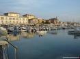 San Vincenzo (LI) - Dal molo del porto si gode del panorama della cittadina