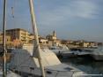 San Vincenzo (LI) - Il porto offre ormeggi anche per barche di diversa stazza e lunghezza