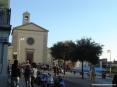 San Vincenzo (LI) - Una chiesa nella piazza all