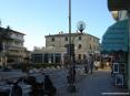 San Vincenzo (LI) - La piazza della fontana della cittadina