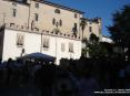 Sassetta (LI) - Palazzo Ramirez de Montalvo è un imponente edificio costruito lungo le mura di cinta del paese. L