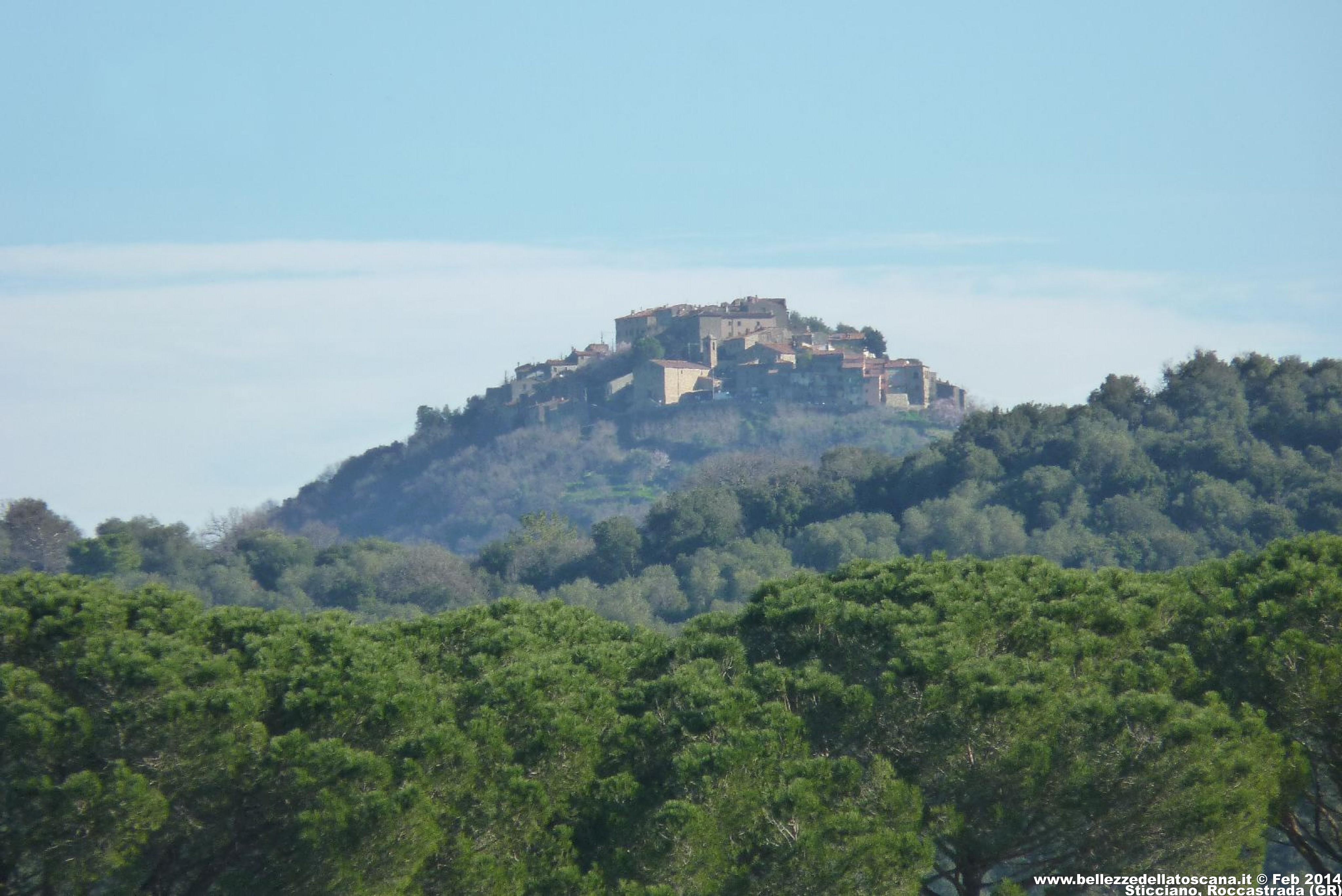 Fotografia di sticciano roccastrada gr 2 bellezze for Piani di campagna in collina