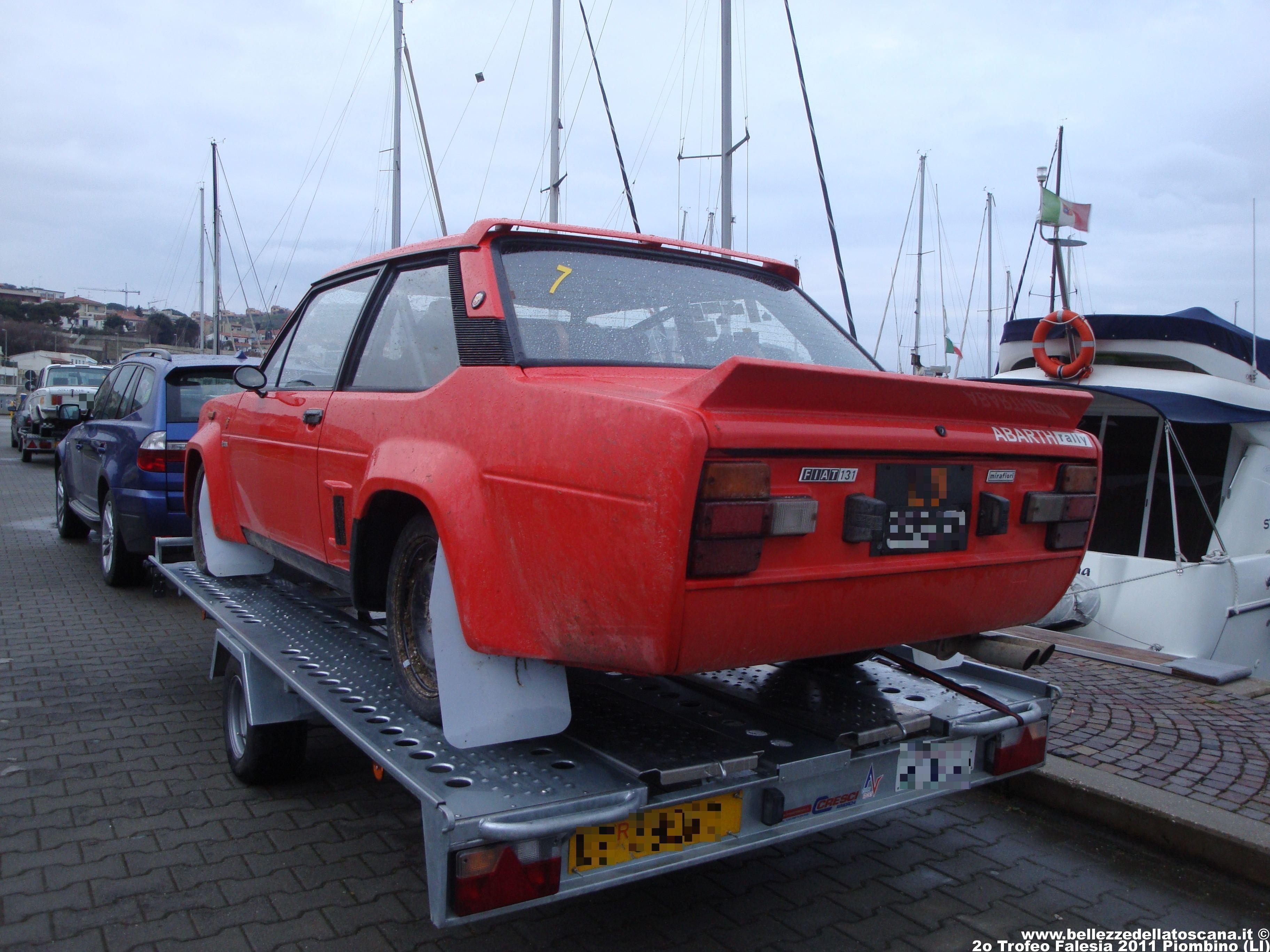 Fiat 131 Mirafiori Abarth