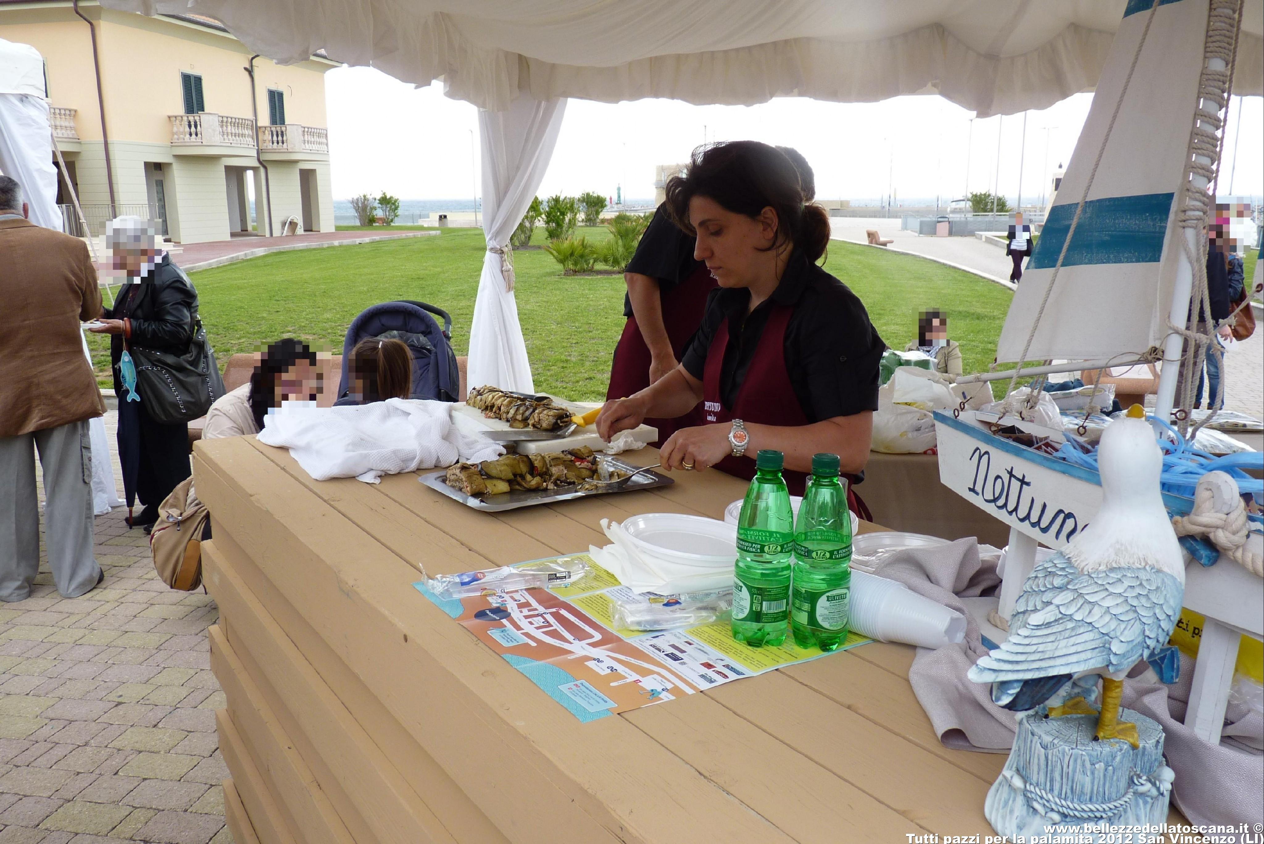 Fotografia di tutti pazzi per la palamita 2012 san - Bagno nettuno san vincenzo ...
