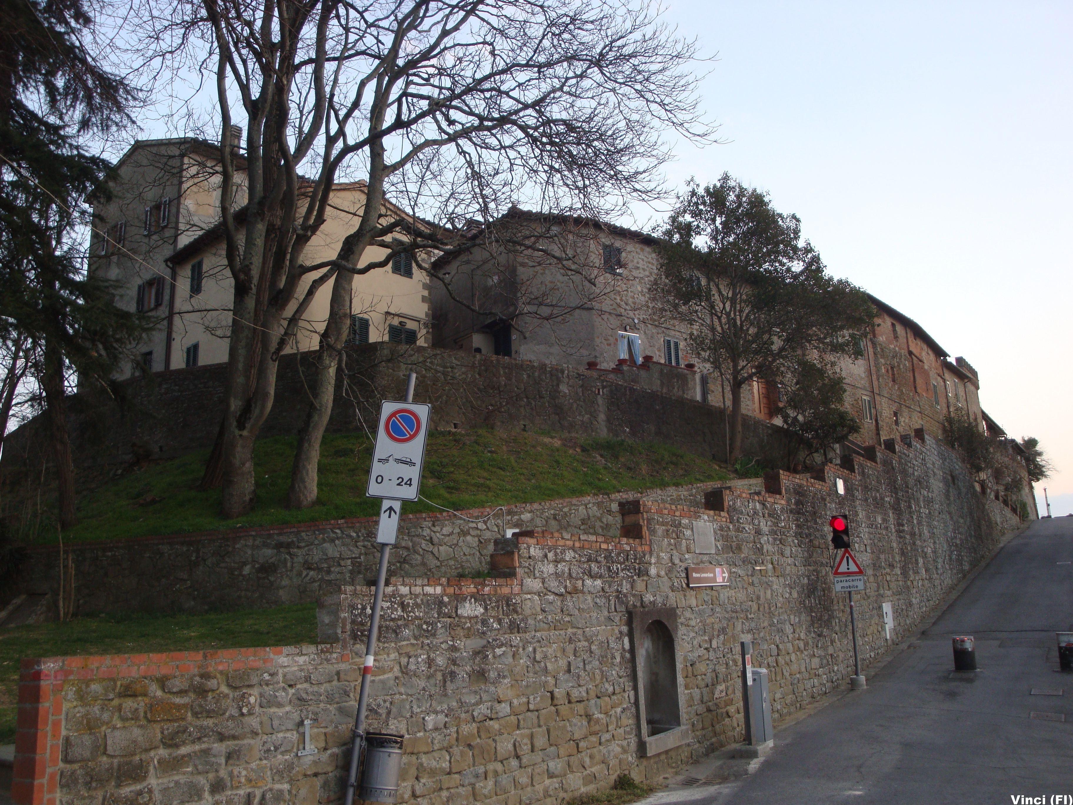 Fotografia Di Vinci Fi 6 Bellezze Della Toscana