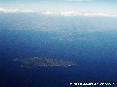 Monte Argentario (Gr) - Foto aerea. Il monte Argentario con l