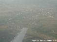 Pisa (Pi) - Foto aerea della città dal lato ovest. Si scorge l